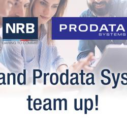 NRB and Prodata Systems team up